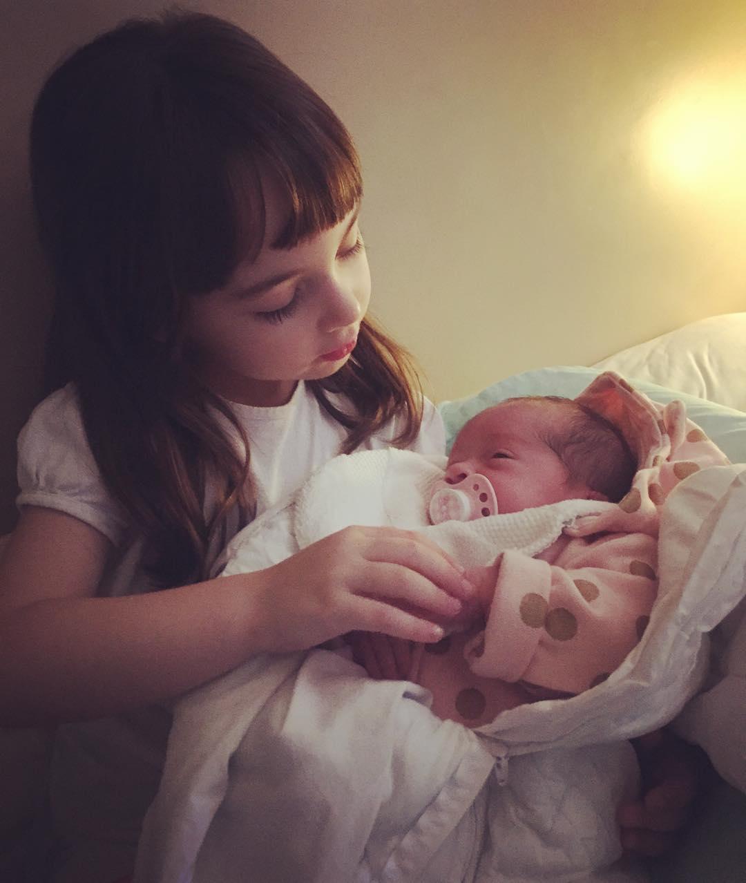 Isadora petite maman et calmeuse en chef Quand Freyja ahellip