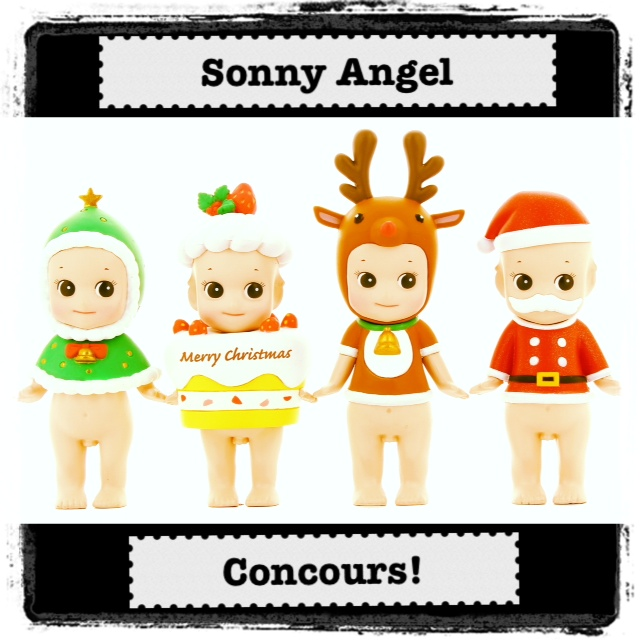 Concours Sonny Angel