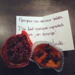cupcakes Lucile la reine de l'iode