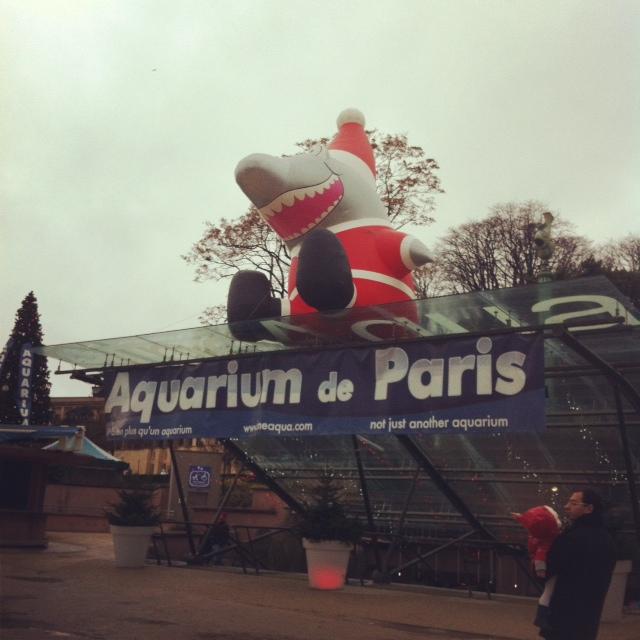 aquarium paris 1