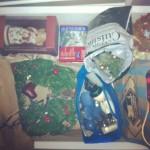 boite déco Noël