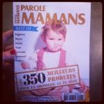 couv Best Of Parole de Mamans