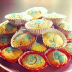 muffins pépite choco banane