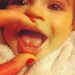 plein de dents pour little O