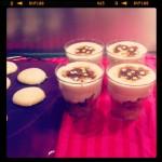 dessert poire mascarpone