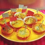 muffins poire choco little I