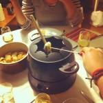 soirée fondue