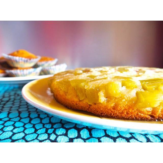 Lundi productif en cuisine avec les minis: muffins aux canneberges,…
