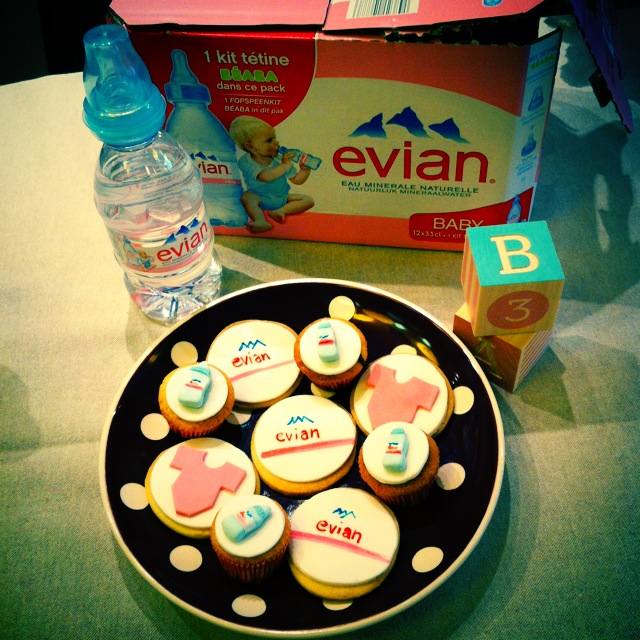 Evian pack