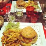 burger:caipirhina filles