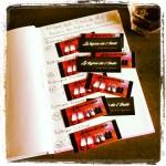 préparation 5 ans du blog