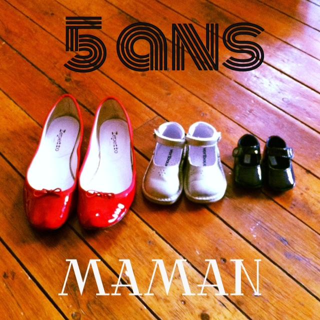 5 ans Maman
