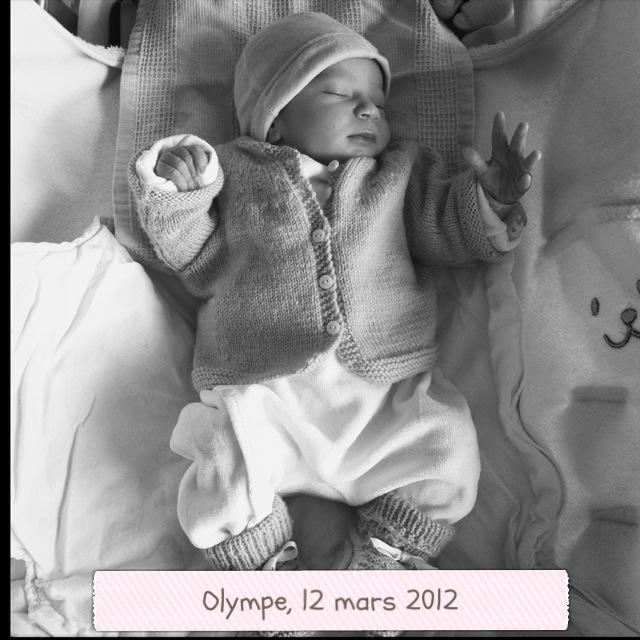 olympe mars 2012