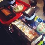 sushi avec little I