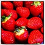 thème yummy WoW fraises