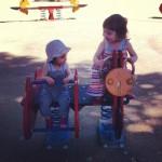 Minis au parc