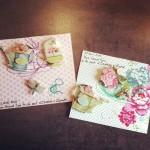 carte pour grand mère