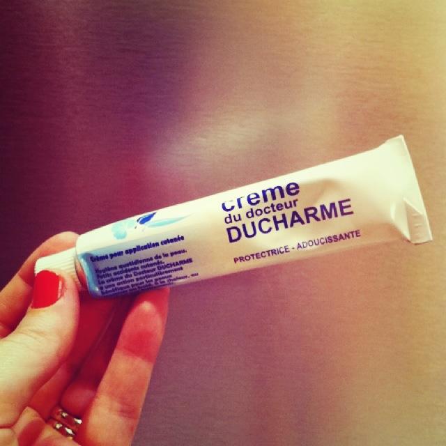 crème du docteur ducharme
