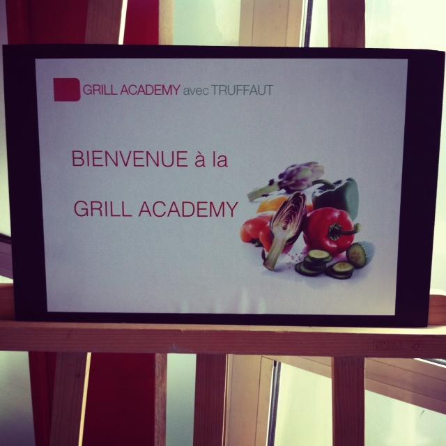 La grill Academy