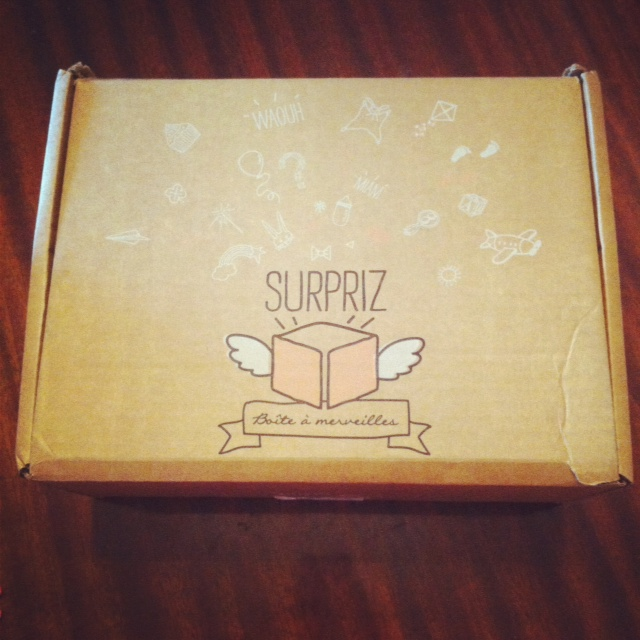 Surpriz box