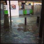 innondation chez les parents