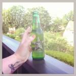 pause du soir bière