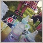 gouter au parc