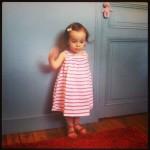 olympe petite fille modèle