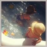 piscine à la fraiche