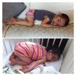 sieste pour les 2 minis, du jamais vu!