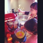 atelier gâteau aux pommes