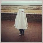 fantome sur la plage