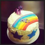 rainbow cake mei