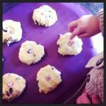 faire des cookies pour grand-père