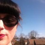 selfie lundi au soleil