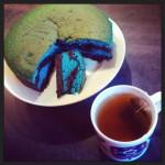 gâteau thé