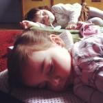 tombées de sommeil