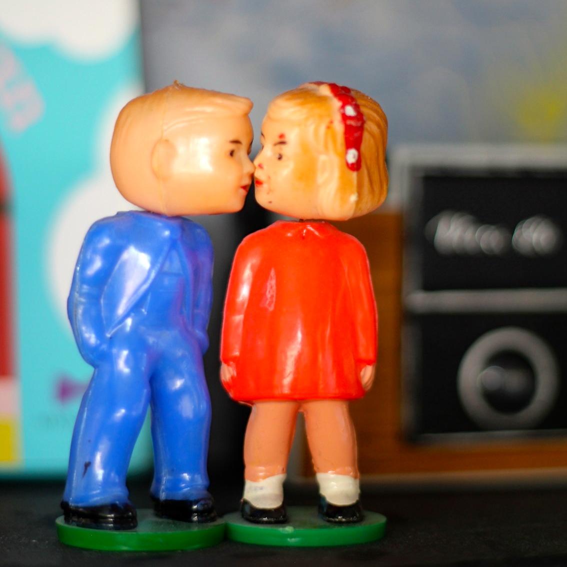 amoureux vintage