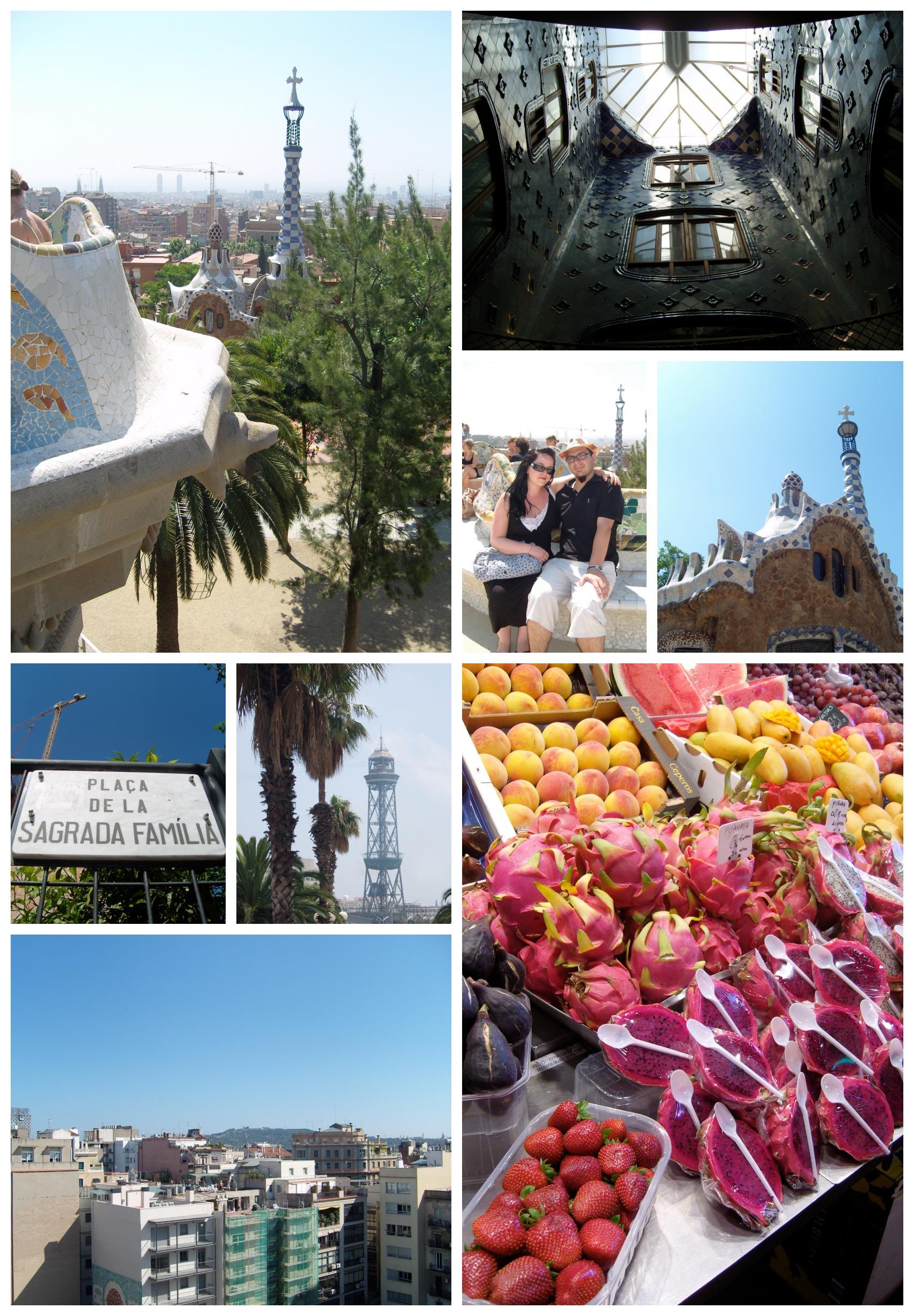 Barcelone La Reine de l'iode
