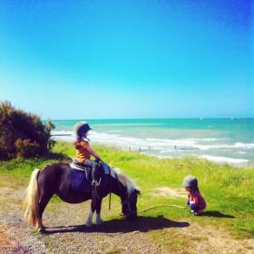 balade à poney