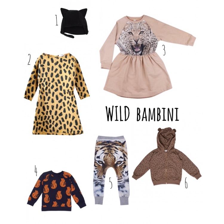 selection wild bambini