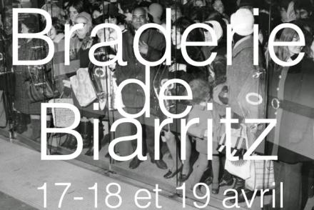 braderie de biarritz