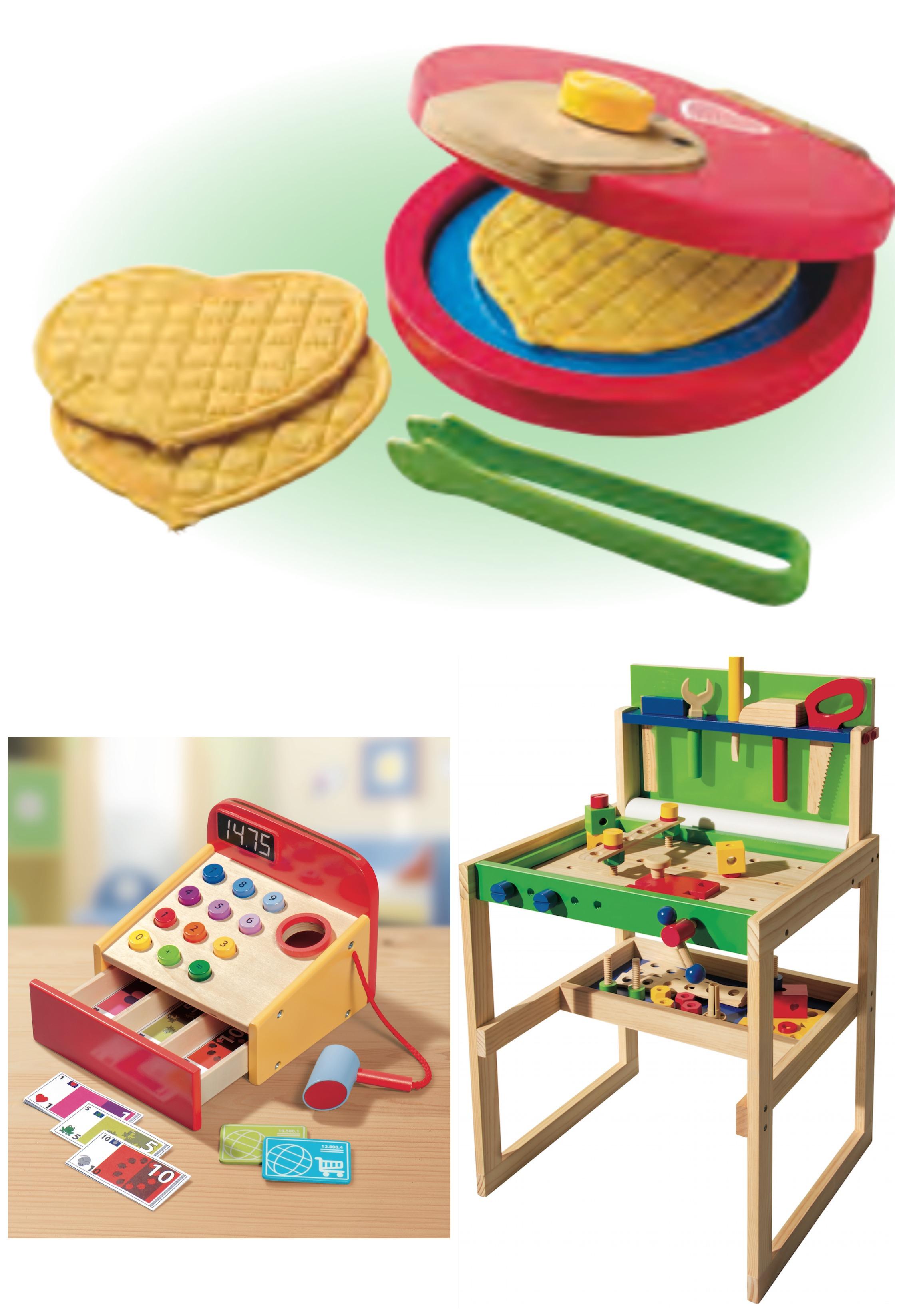 Cuisine jouet bois lidl for Cuisine en bois lidl