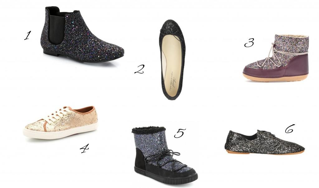 chaussurespailletes